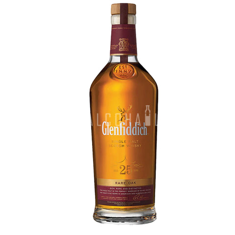 Glenfiddich 25 Years 700ml