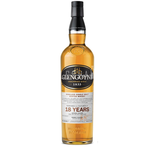 Glengoyne 18 Years 700ml