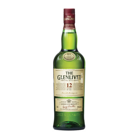 Glenlivet 12 Years 750ml