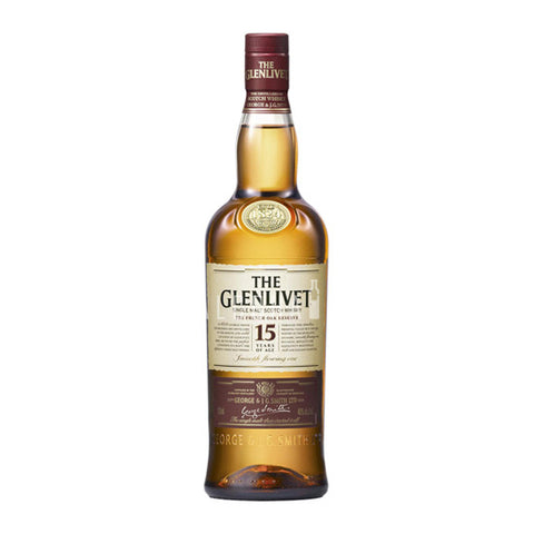 Glenlivet 15 Years 750ml