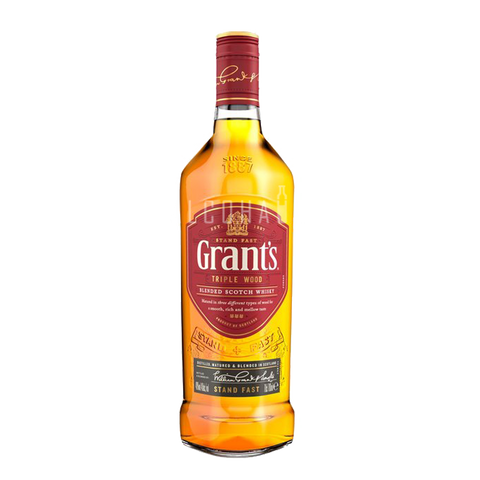 Grant's Triple Wood Blended Whisky 700ml