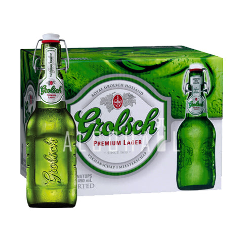 Grolsch Swing Top - Case 20 x 450ml