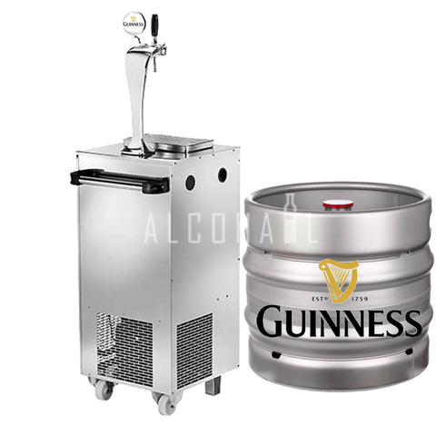 Guinness Draught Beer Keg 30 Litre [Mobile Bar Dispenser Chargeable]