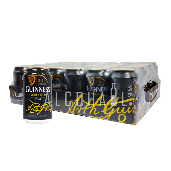 Guinness Stout - Case 24 x 320ml