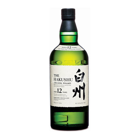 Hakushu 12 Years 700ml