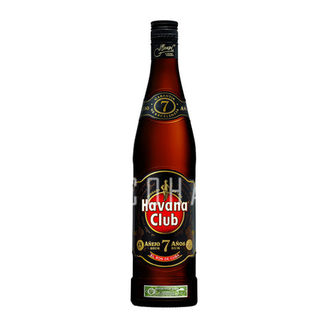 Havana Club Anejo 7yrs 75cl