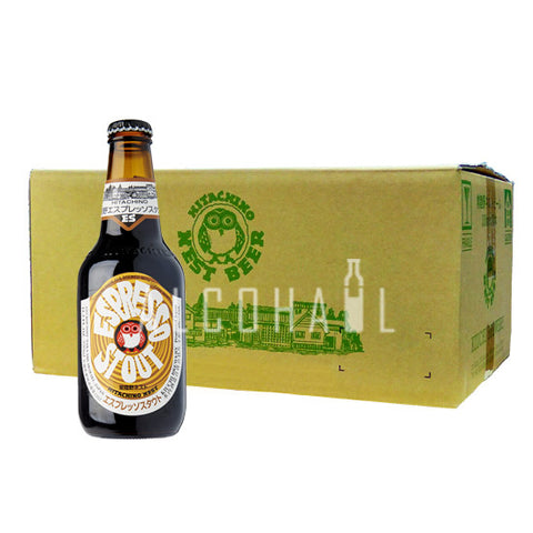 Hitachino Nest Espresso Stout - Case 24 x 330ml