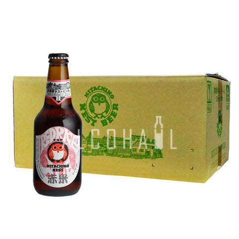 Hitachino Nest Red Rice Ale - Case 24 x 330ml