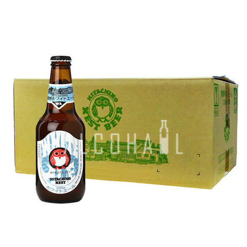 Hitachino Nest White Ale - Case 24 x 330ml