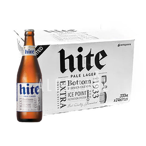 HITE Beer - Case 24 x 330ml