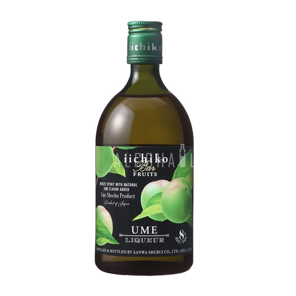 Iichiko Bar Ume Liqueur 375ml