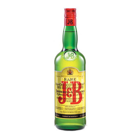 J&B Rare Whisky 750ml