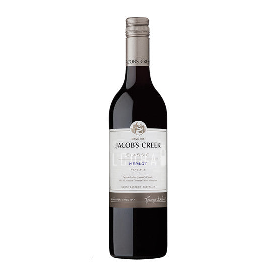 Jacob's Creek Merlot 750ml