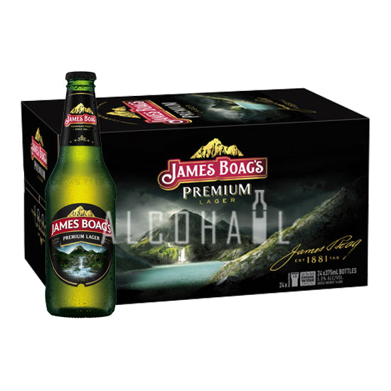 James Boag's Premium Lager - Case 24 x 375ml