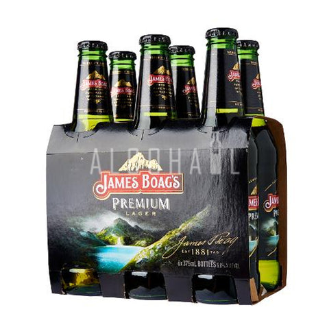 James Boag's Premium Lager - Pack 6 x 375ml