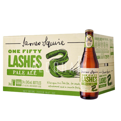 James Squire 150 Lashes Pale Ale - Case 24 X  345ml