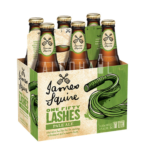 James Squire 150 Lashes Pale Ale - Pack 6 x 345ml