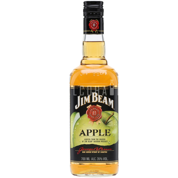 Jim Beam Green Apple 700ml