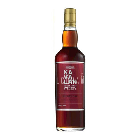 Kavalan Single Malt Sherry Cask 700ml