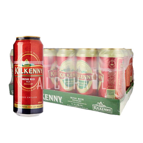 Kilkenny Irish Ale - Case 24 x 440ml
