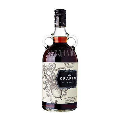 Kraken Black Spiced Rum 700ml
