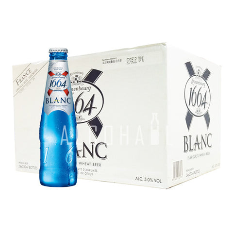 Kronenbourg 1664 Blanc - Case 24 x 330ml