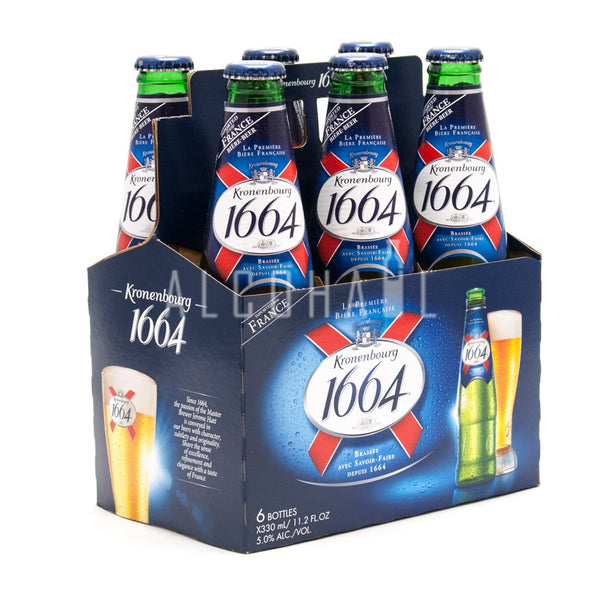 Kronenbourg 1664 - Case 6 x 330ml