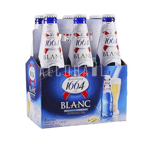 Kronenbourg 1664 Blanc - Case 6 x 330ml