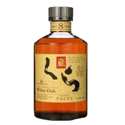 Kura 8 Years Old Awamori Rice Whisky 720ml