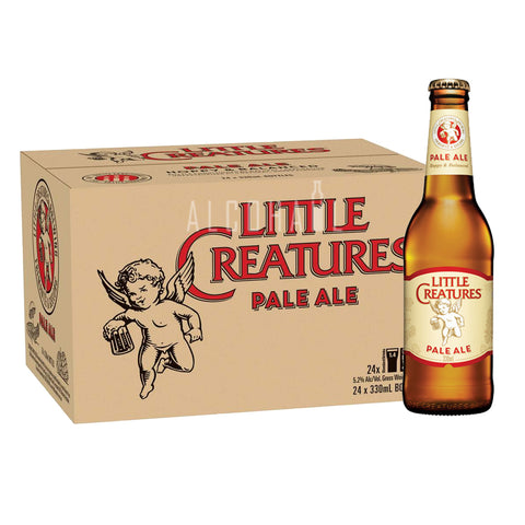 Little Creatures Pale Ale - Case 24 x 330ml