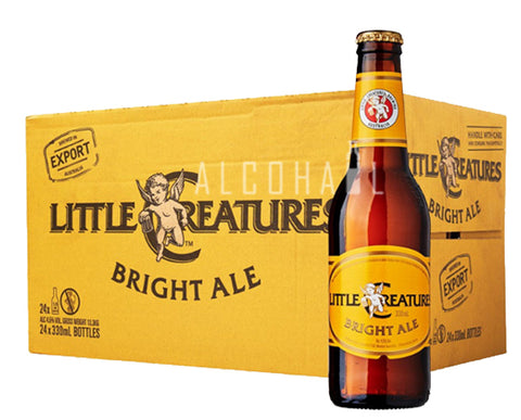 Little Creatures Bright Ale - Case 24 x 330ml