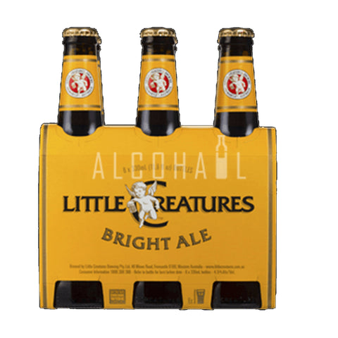 Little Creatures Bright Ale - Pack 6 x 330ml