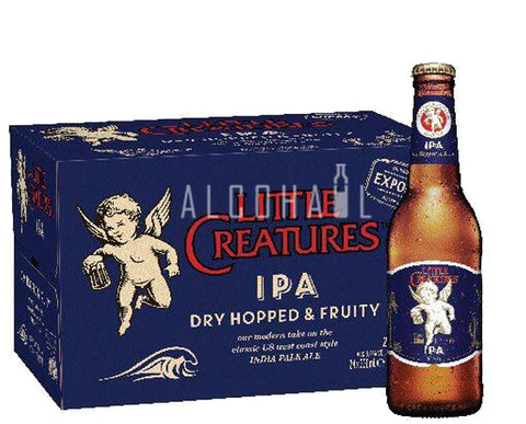 Little Creatures IPA - Case 24 x 330ml