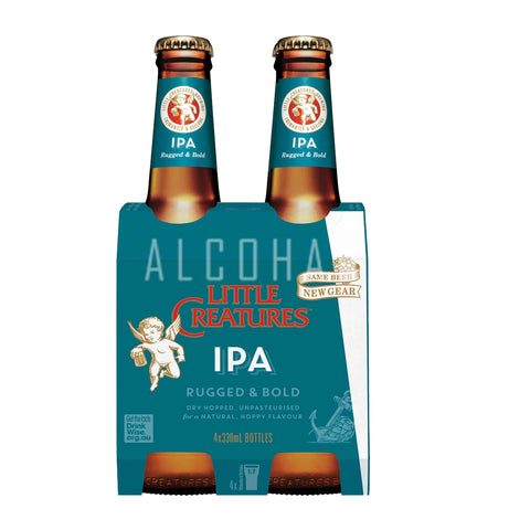 Little Creatures IPA - Pack 6 x 330ml