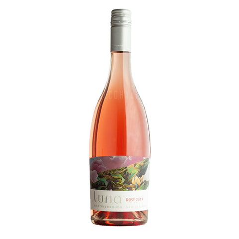 Luna Estate Estate Pinot Meunier Rose 750ml