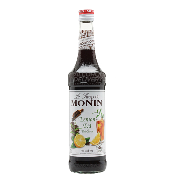 Monin Lemon Tea Syrup 750ml