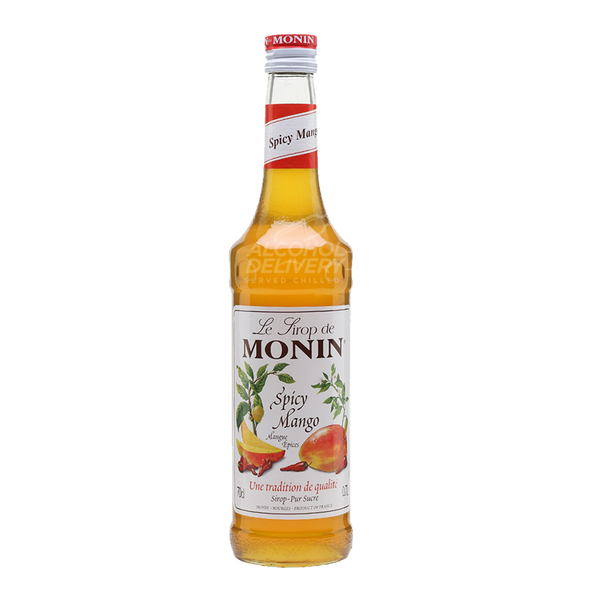 Monin Spicy Mango Syrup 750ml