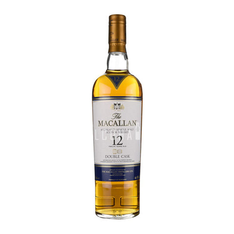 Macallan 12 Years Double Cask 700ml