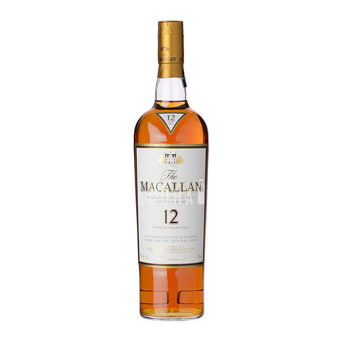 Macallan 12 Years Sherry Oak 700ml
