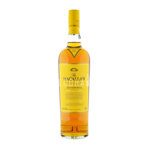 Macallan Edition No.3 700ml