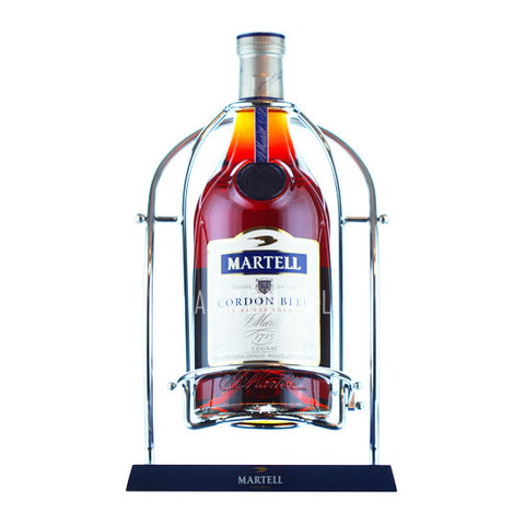 Martell Cordon Bleu with Cradle 3 Litres