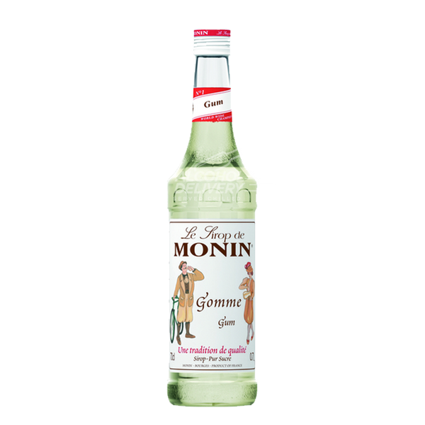 Monin Gum Syrup 750ml
