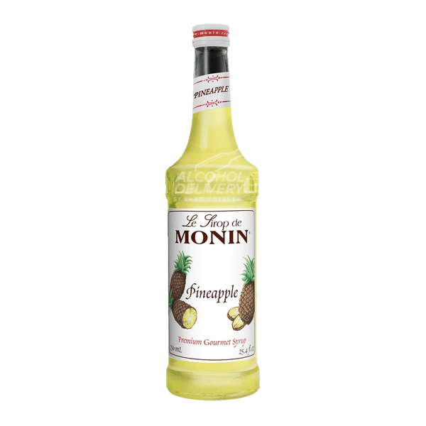 Monin Pineapple Syrup 750ml