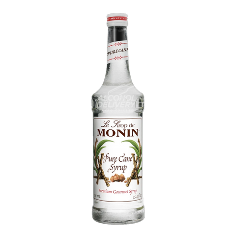 Monin Pure Cane Syrup 750ml