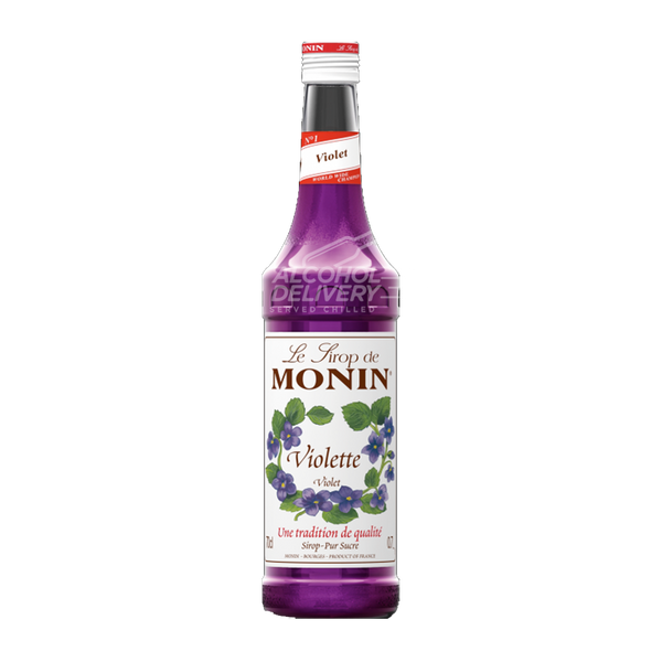 Monin Violet Syrup 750ml