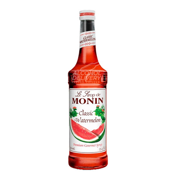 Monin Watermelon Syrup 750ml