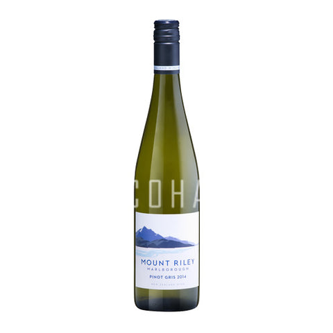 Mount Riley Pinot Gris 750ml