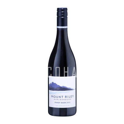 Mount Riley Pinot Noir 75cl