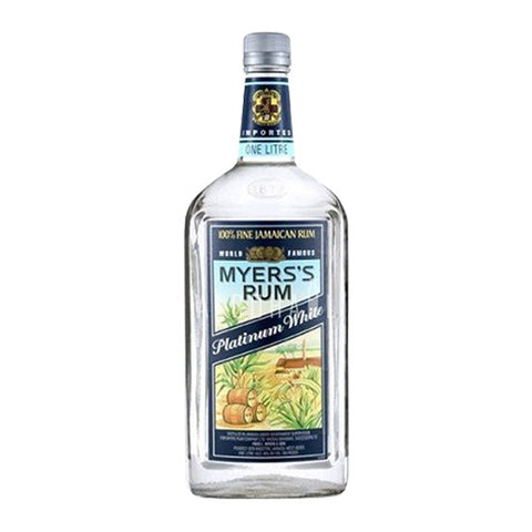 Myer's White Rum 750ml