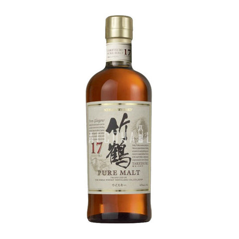 Nikka Taketsuru 17 Years 700ml